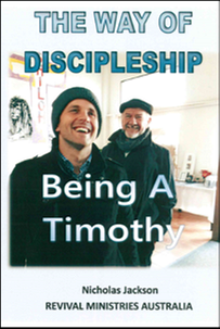 The Way of Discipleship cover